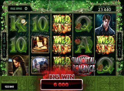 Video Slots Immortal Romance